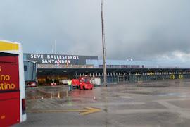 Аэропорт  Santander SDR