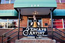 Escape Artist Greenville, Greenville, United States
