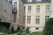 Jardin Lazare Rachline, Paris, France
