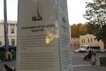 Aviation Martyrs' Monument, Istanbul, Turkey