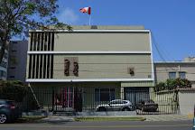 AMANO, Museo Textil Precolombino, Lima, Peru