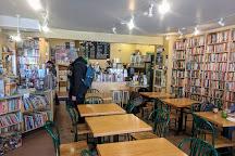 The Neighbourhood Bookstore & Cafe, Winnipeg, Canada