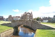 The Swilcan Bridge, St. Andrews, United Kingdom