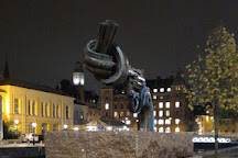The Knotted Gun, Malmo, Sweden