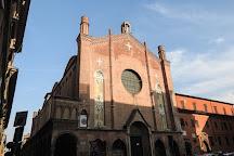 Piazza Santo Stefano, Bologna, Italy