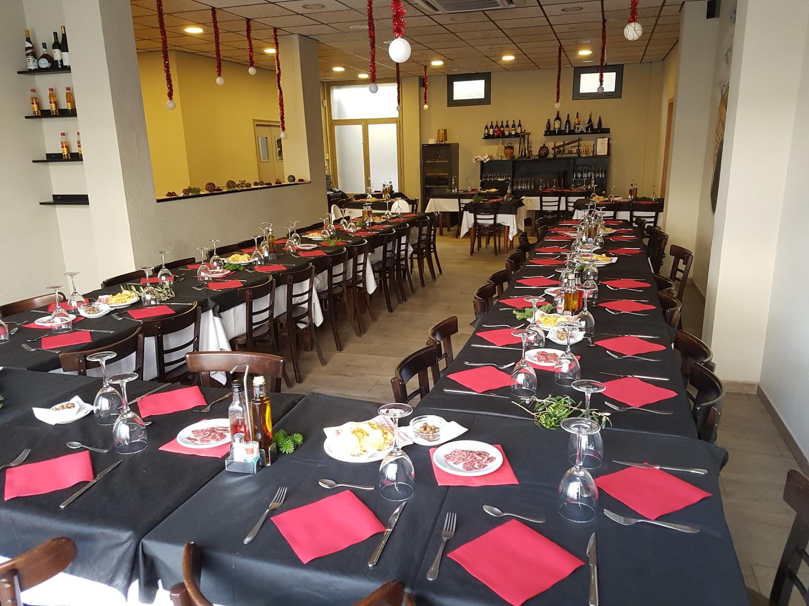 Restaurant la Vinya l'Origen