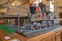 Rock Island 905 Railroad Museum, Duncan, United States