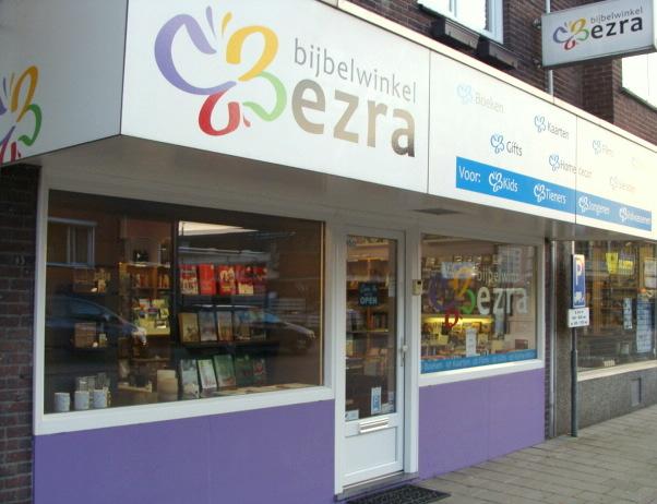 Stichting Bijbelwinkel Ezra