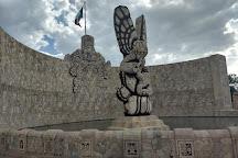Parque de Santa Ana, Merida, Mexico