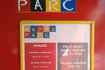 Happy Parc, Barcelona, Spain