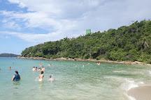 Ribeiro Beach, Bombinhas, Brazil