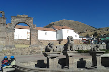 Iglesia de Nuestra Senora de la Asuncion, Juli, Peru