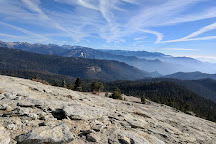 Little Baldy Trail, Sequoia and Kings Canyon National Park, United States