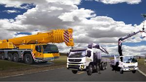 Grúas Arlin - Alquiler de grúas y camión grúa 0