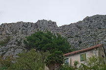 Fortress Starigrad (Fortica), Omis, Croatia