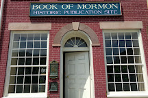 Book of Mormon Publication Site, Palmyra, United States