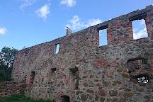 Aizpute Castle, Aizpute, Latvia