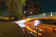 Pont des Amours, Annecy, France