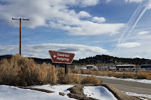 Travertine Hot Spring, Bridgeport, United States