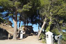 Castell de Polop, Polop, Spain