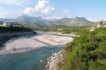 Mesi Bridge, Boks, Albania