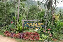 Wang Sao Thong  Waterfall, Ko Samui, Thailand