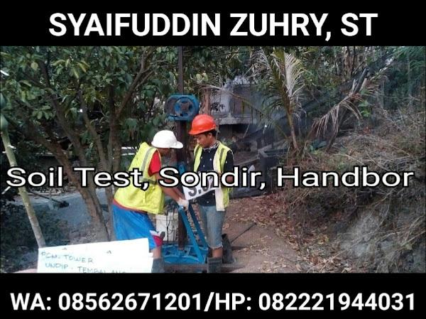 Soil Test Consultant Sondir