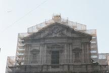 Basilica de Sant'Andrea della Valle, Rome, Italy