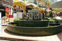 Infinity Spa, Bangkok, Thailand