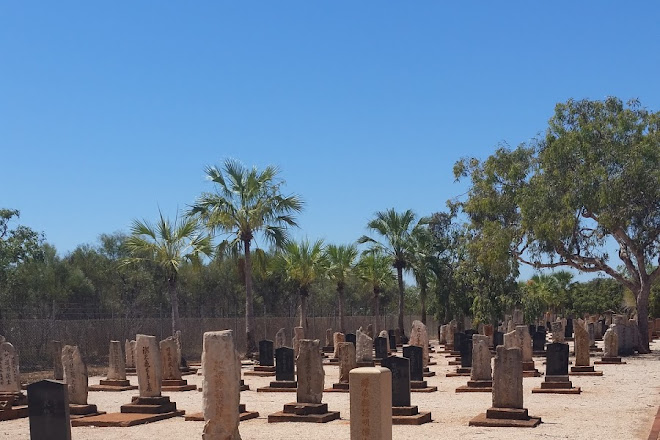 Japanese Cemetery, Broome, Australia