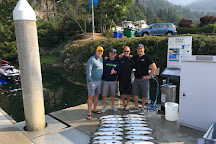 Watermark Salmon Fishing Charters, West Vancouver, Canada