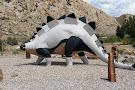 Dinosaur National Monument visitor center