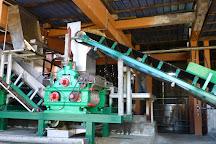 Distillerie de Rhum Longueteau et Karukera, Capesterre-Belle-Eau, Guadeloupe