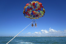 Parasailing The Pass, Treasure Island, United States