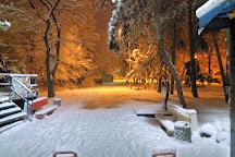 Taras Shevchenko Park, Dnipropetrovsk, Ukraine