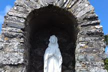 St Non's Chapel and Holy Well, St. Davids, United Kingdom