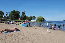 Couchiching Beach Park, Orillia, Canada