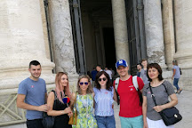 Gather's Club Day Tours, Rome, Italy