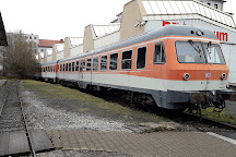 DB Museum (German Railway Museum), Nuremberg, Germany