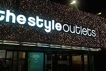 San Sebastián de los Reyes The Style Outlets, Madrid, Spain
