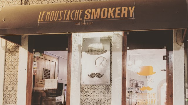 Le Moustache Smokery