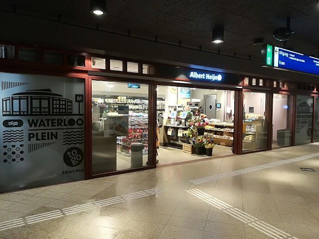 TOGO AH Metrostation Waterloopln