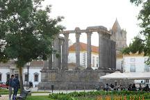 Templo Romano de Evora (Templo de Diana), Evora, Portugal