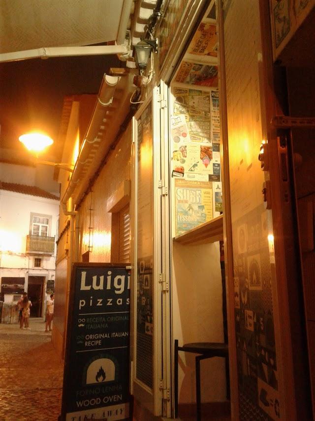 Luigi Pizzas