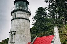 Heceta Head Lighthouse, Florence, United States
