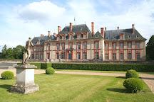 Chateau de Breteuil, Choisel, France