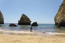 Vale de Covo Beach, Carvoeiro, Portugal