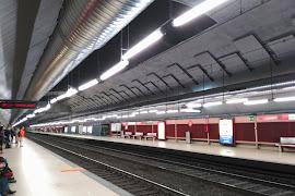 Железнодорожная станция  Recoletos