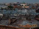Крыша, Невский проспект на фото Санкт-Петербурга