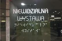 Invisible Exhibition - Niewidzialna Wystawa, Warsaw, Poland